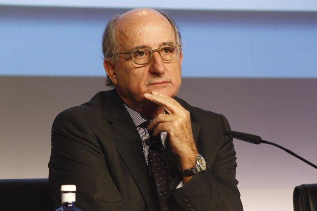 Antonio Brufao, presidente de Repsol