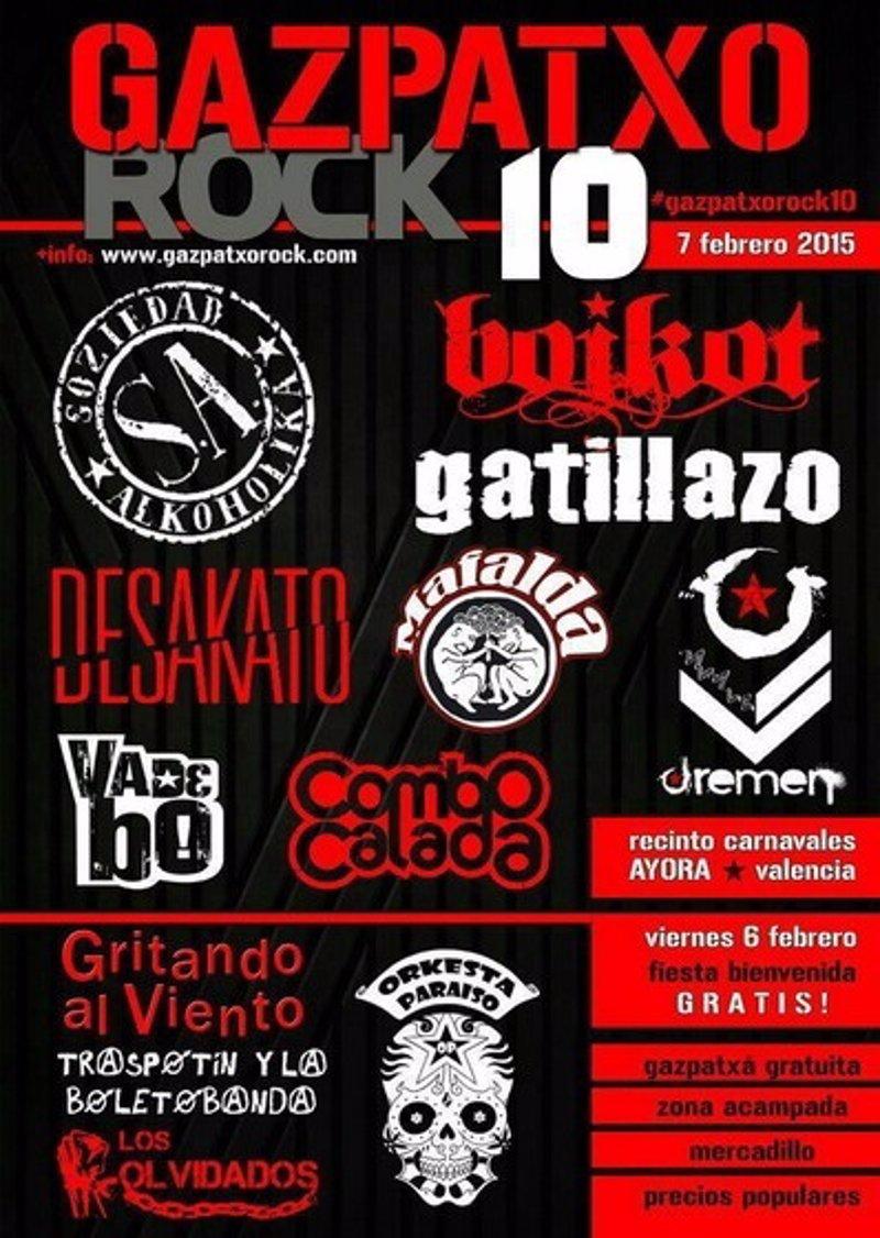 GAZPACHO ROCK