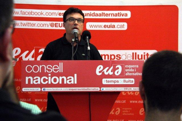"""Foto: EUiA se reivindica este sábado como """"puente"""" para unir a la izquierda también en las autonómicas"""