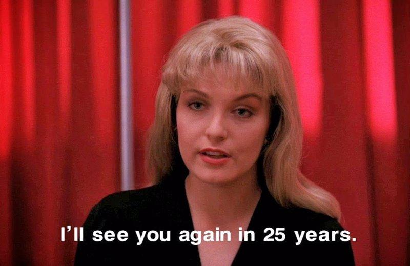 Resultado de imagen de laura palmer 25 años
