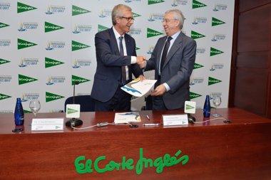 Foto: El Corte Inglés se convierte en patrocinador oficial de los Juegos Mediterráneos Tarragona 2017 (EL CORTE INGLÉS)