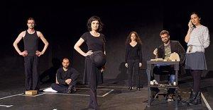 Foto: El Troquel, teatro contemporáneo en el teatro del Arte de Madrid (EL TROQUEL )