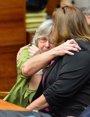 """Foto: Declarada inocente tras 17 años en prisión: """"No dejé que la cárcel viviera en mí"""""""