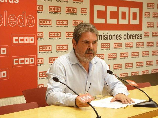 Villaraco en rueda de prensa
