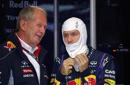 """Foto: """"Cuánto más se distanciaba Alonso de Ferrari, más probable era que Vettel se movería"""" (REUTERS)"""