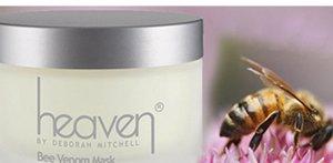 Foto: Crema de veneno de abeja, la alternativa al botox, natural e indolora (LUSSTRA)