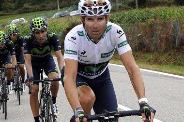 """Foto: Valverde: """"Terminar número uno es la recompensa al trabajo de todo el año"""" (KARLIS MEDRANO/GRAHAM WATSON)"""