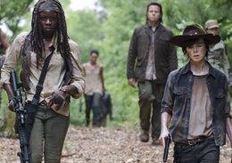 Foto: La 5ª temporada de The Walking Dead dispara la audiencia de FOX (FOX)