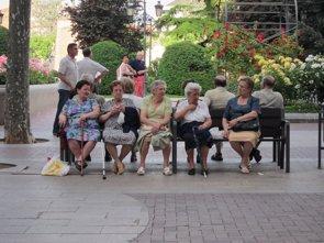 Foto: El riesgo de padecer una fractura en mujeres de más de 50 años alcanza el 40% (EUROPA PRESS)