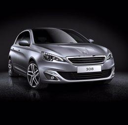 Foto: Peugeot vende 15.000 unidades del Peugeot 308 en España, en su primer año (PEUGEOT)