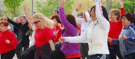 Foto: La mujer española presenta un IMC superior al recomendable durante la menopausia (AYUNTAMIENTO DE VALDEMORO/FLICKR)