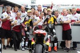 Foto: Rabat asaltará el título de Moto2 desde la pole (GARETH HARFORD)