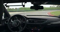 Foto: El coche de carreras se hace inteligente y ya no necesita piloto (YOUTUBE)
