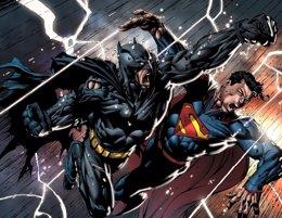 Foto: Batman v Superman: ¿Qué está construyendo Zack Snyder en México? (DC COMICS)