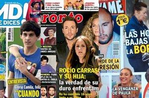 Foto: Kiko Rivera casi en depresión, Jose Fer, 'rehabilitado' y el amor de Gloria Camila (PRONTO, ¡QUÉ ME DICES!, SÁLVAME)