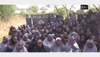 Les més de 200 nenes nigerianes segrestades per Boko Haram estan repartides per cinc països