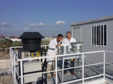 Foto: Analizan el comportamiento del ozono superficial en diferentes entornos andaluces (EUROPA PRESS/FUNDACIÓN DESCUBRE)