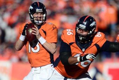 Foto: Peyton Manning bate el récord histórico de 'touchdowns' en la NFL (USA TODAY SPORTS / REUTERS)