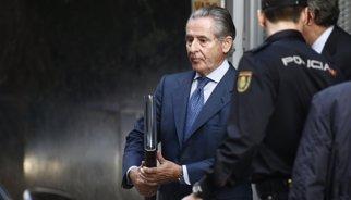Blesa intenta que la aseguradora de Caja Madrid cubra su fianza de 16 millones de euros
