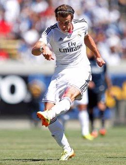 Foto: Bale sufre una lesión muscular que podría apartarle del 'clásico' (USA TODAY SPORTS / REUTERS)