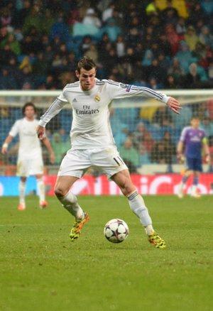 Foto: Gareth Bale pateix una lesió muscular que podria apartar-lo del 'clàssic' (EUROPA PRESS)