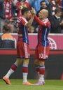 Foto: Roma y Bayern se miden por el liderato del 'grupo de la muerte'