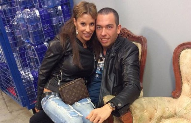 Foto: Alberto Isla y Techi se casan (EUROPA PRESS)