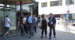 Foto: Ayuntamiento L'Hospitalet no ha recibido peticiones de la Generalitat para que colabore con el 9N (EUROPA PRESS)