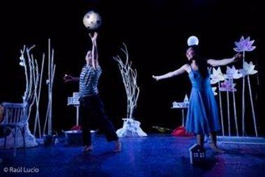 Foto: La Machina inicia la campaña escolar del Palacio de Festivales (LA MACHINA)