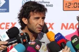 """Foto: Milla: """"Luis Suárez no va tener la chispa que requiere el clásico"""" (EUROPA PRESS)"""