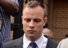 Foto: Pistorius, condemnat a cinc anys de presó per matar la seva parella (CORDON PRESS)