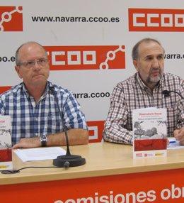 Foto: CCOO alerta del aumento de hogares sustentados por pensionistas (EUROPA PRESS)