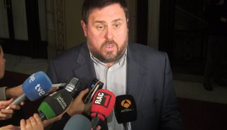 """Junqueras demana a Mas una altra reunió i garanteix que ERC serà """"generosa"""""""