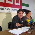 Foto: CCOO exige a Monago que rectifique el recurso a la sentencia del TSJEx sobre oposiciones (EUROPA PRESS)