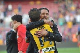 Foto: Simeone, Valverde y Jémez, nominados a mejor entrenador (EUROPA PRESS)