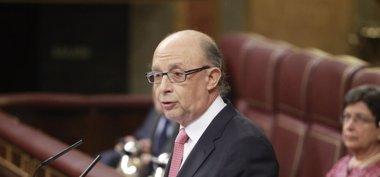 """Foto: Montoro dice que los Presupuestos de 2015 son los más """"esperanzadores"""" y pide un debate constructivo (EUROPA PRESS)"""
