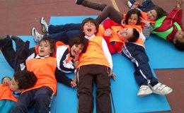 Foto: Más de 600 niños participan en el proyecto 'Integración y Deporte' de la Fundación Rafa Nadal y Aldeas Infantiles SOS (ALDEAS INFANTILES SOS Y FUNDACIÓN RAFA NADAL)