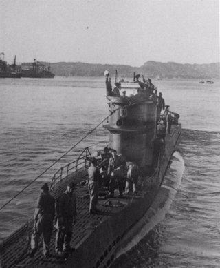 Submarino alemán U-576