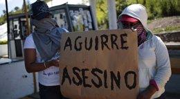 Foto: México.- Las universidades mexicanas vuelven a la huelga para exigir la devolución con vida de los 43 estudiantes (REUTERS)