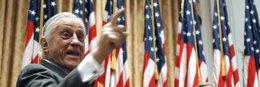 Foto: Muere Ben Bradlee, director del 'Washington Post' durante el 'Watergate' (REUTERS)