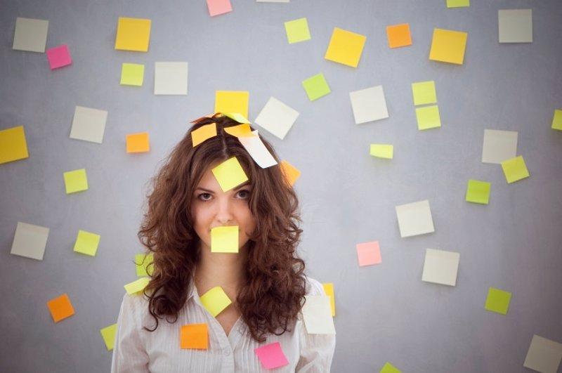 Resultado de imagen de estres laboral mujer