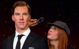 Foto: Benedict Cumberbatch ya tiene figura de cera en el Madame Tussaud (GETTY)