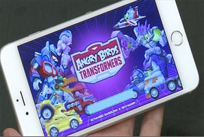 Angry Birds Transformers - Portaltic Plus (Episodio 5-2)