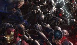 Foto: El tráiler de Los Vengadores: La era de Ultrón, con SHIELD (MARVEL)