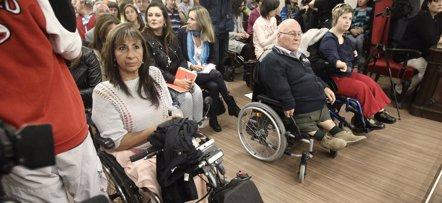 Foto: Anulan la indemnización a los afectados de la talidomida (EUROPA PRESS)