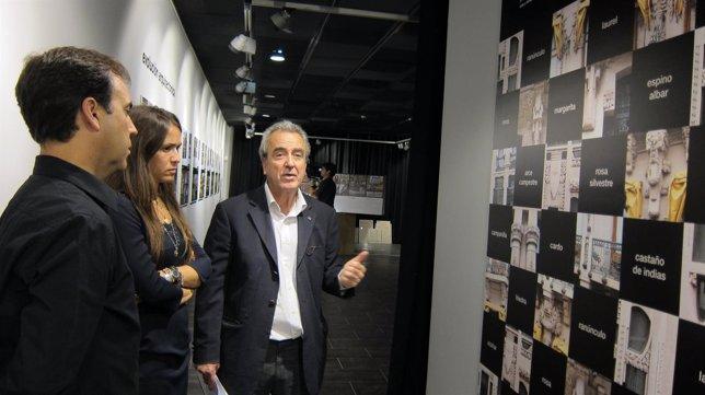 Exposición en Bantierra 'Mercantil. Biografía de la historia de un edificio'