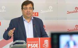 """Foto: PSOE pide a la Junta """"aclarar"""" sus actuaciones tras los fallos de las oposiciones de Enfermería (PSOE DE EXTREMADURA)"""