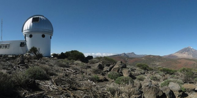 Telescopio SONG