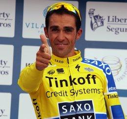 """Foto: Contador: """"Este Tour me exigirá recuperar bien tras el Giro"""" (PRENSA AC)"""