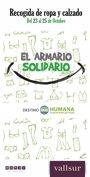 Foto: La II edición de 'El Armario solidario' llega a Vallsur entre este jueves y el sábado